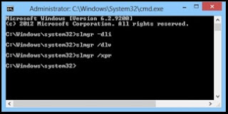 Cara Backup dan Restore Aktivasi Genuine Key Windows 8
